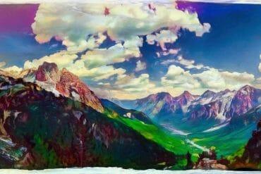 valbone-theth-hike-mountains-albania-panorama