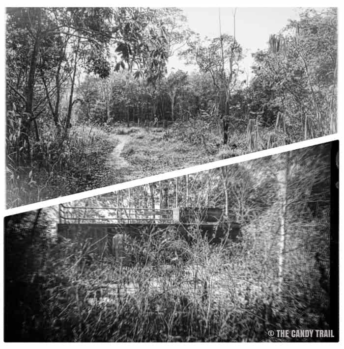 pol pol mountain hideaway and bunker near anlong veng