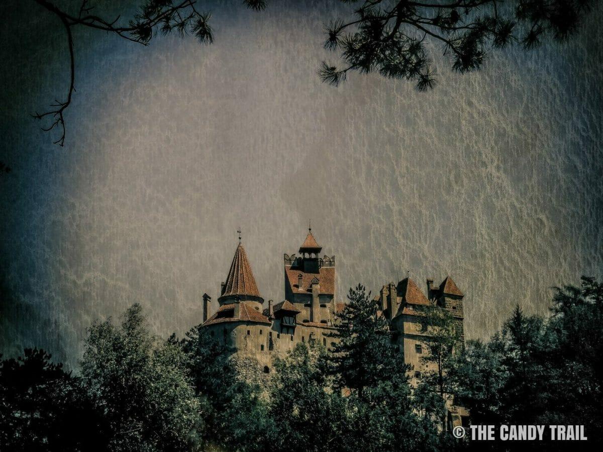 dracula bran castle romania Transylvania