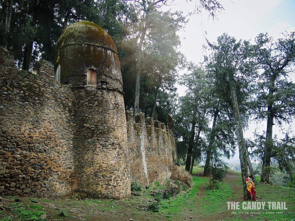 images of castles of gondar ethiopia