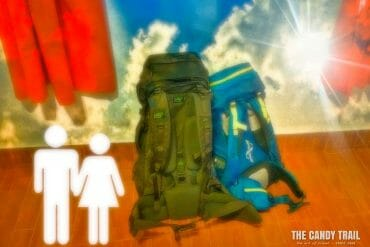 travel tips - what to take backpacking