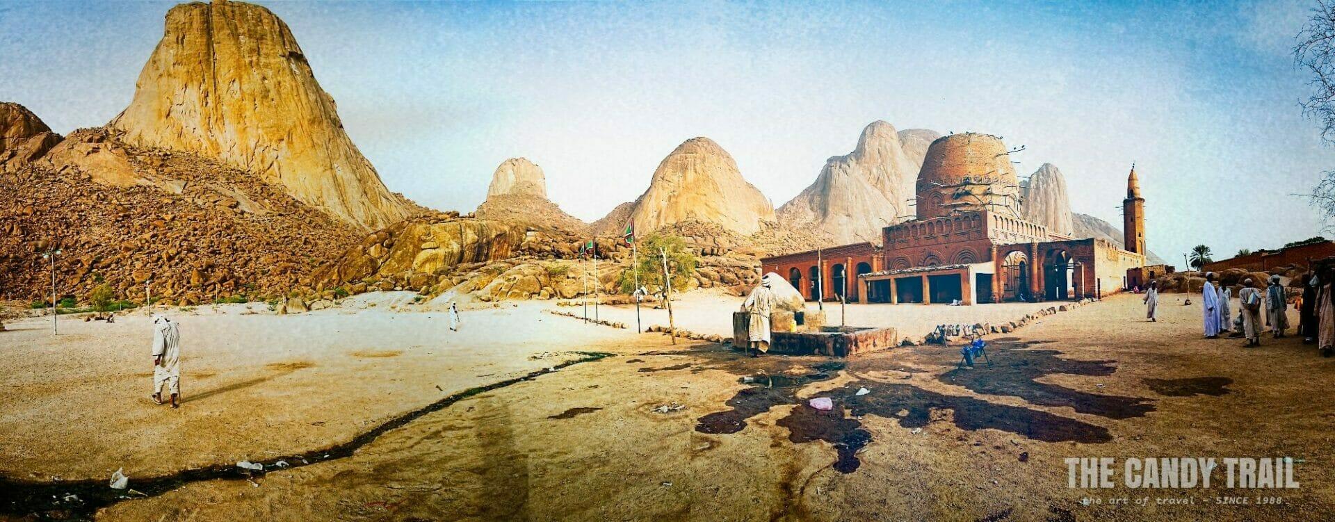 taka mountains mosque kassala sudan