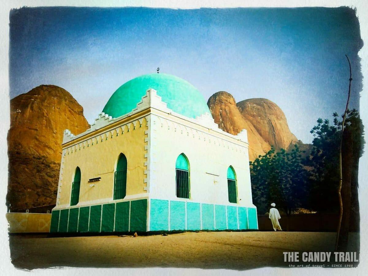 tomb near taka mountains kassala sudan