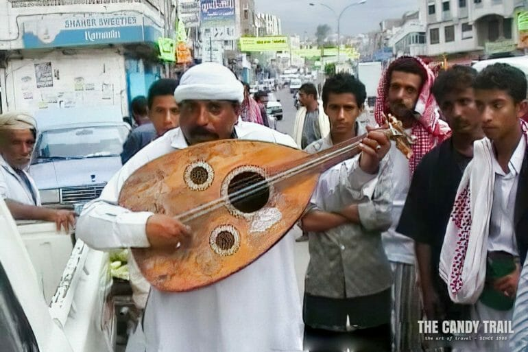 yemen folk music video