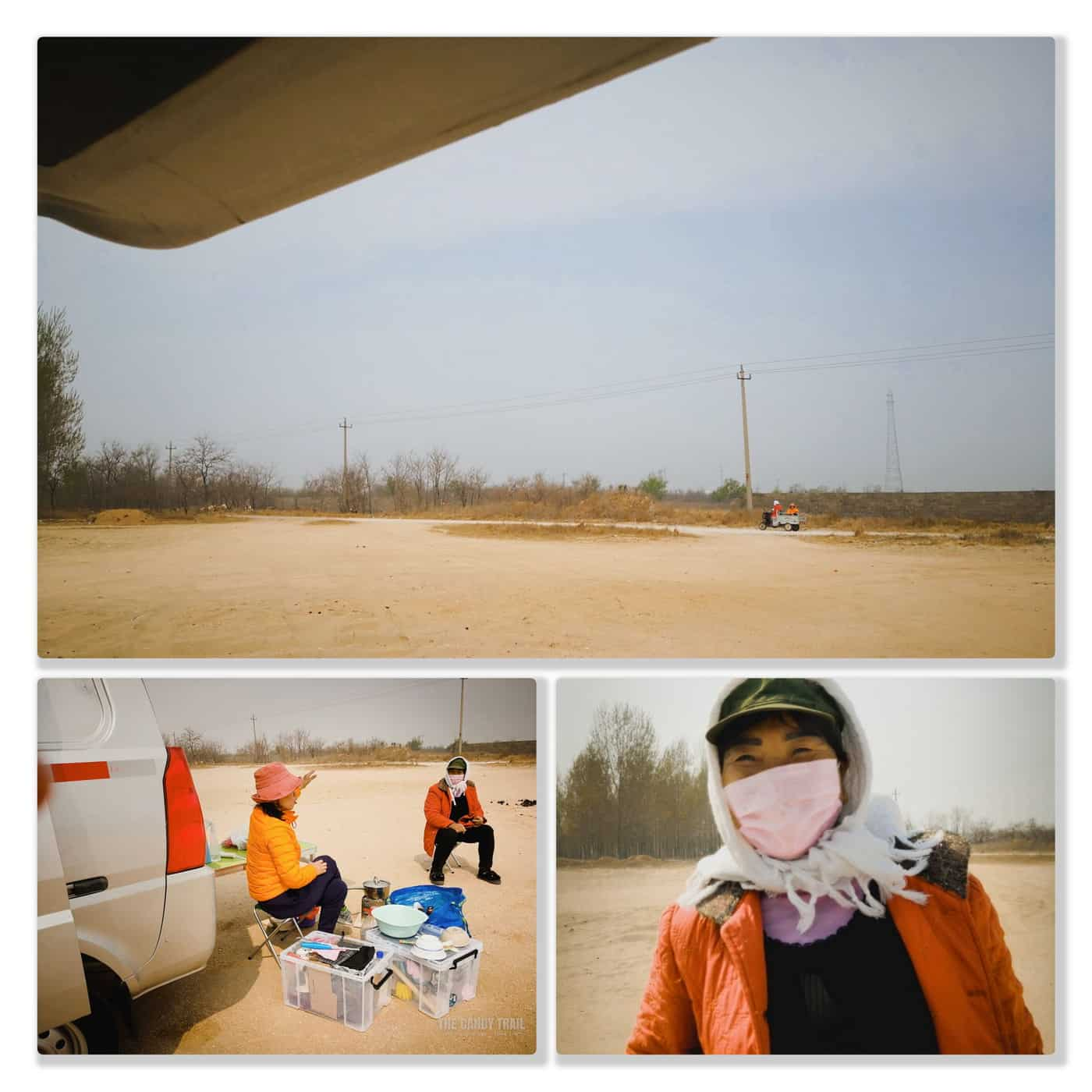Beach Cleaning Woman China