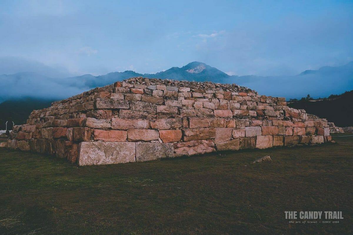 Kogurgyo Kingdom Wandu Tomb Ruins China