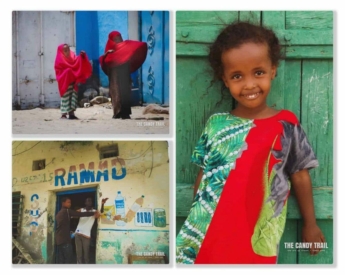 Somali Children Berbera Somaliland