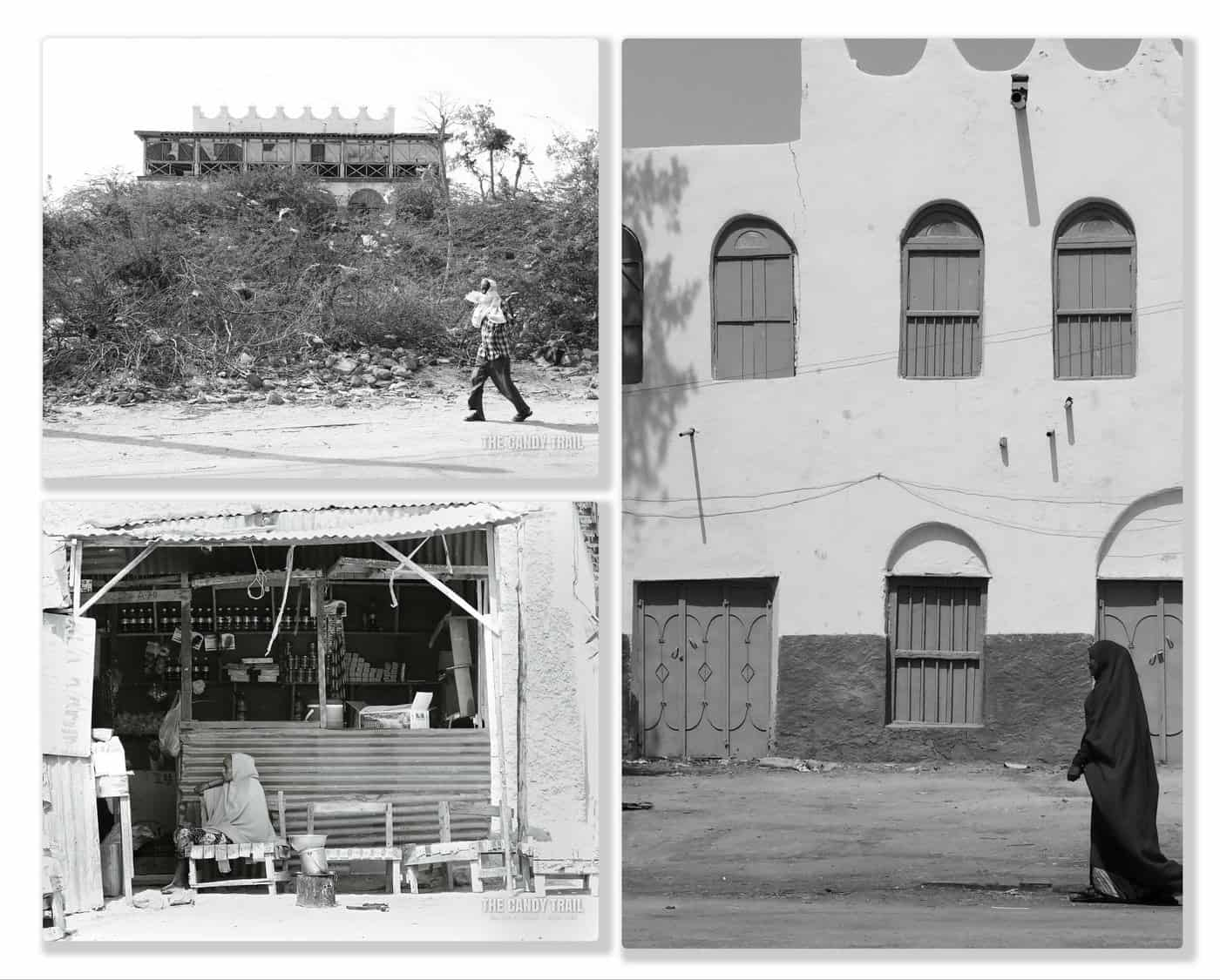 Street Scenes Berbera Somaliland