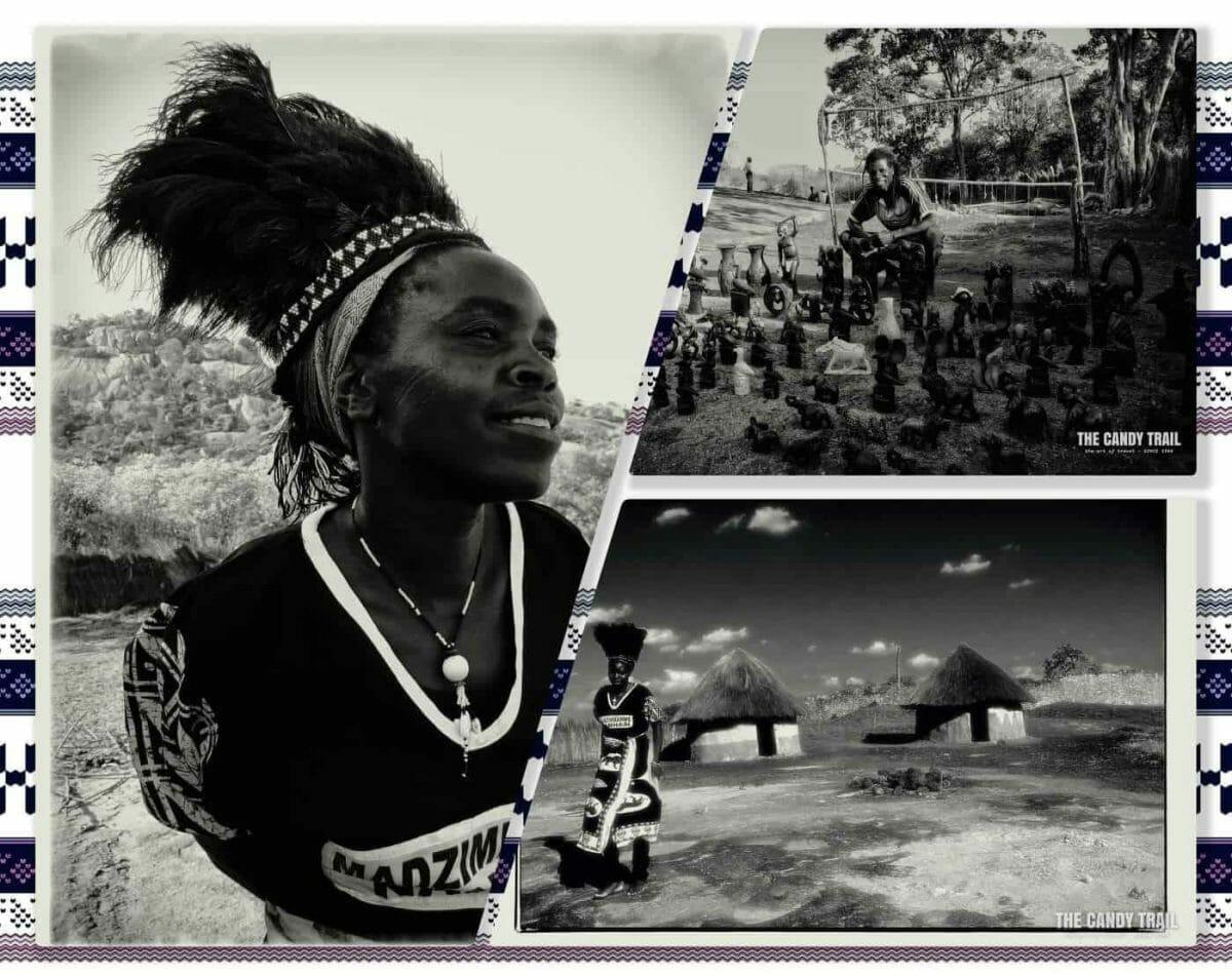 Shona Tribe Great Zimbabwe Ruins