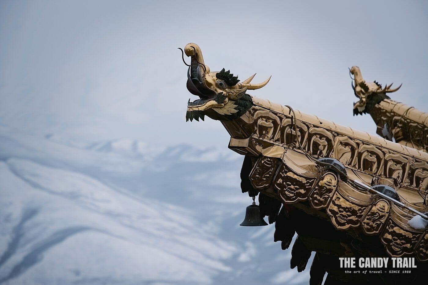 ganjia tibetan monastery gansu