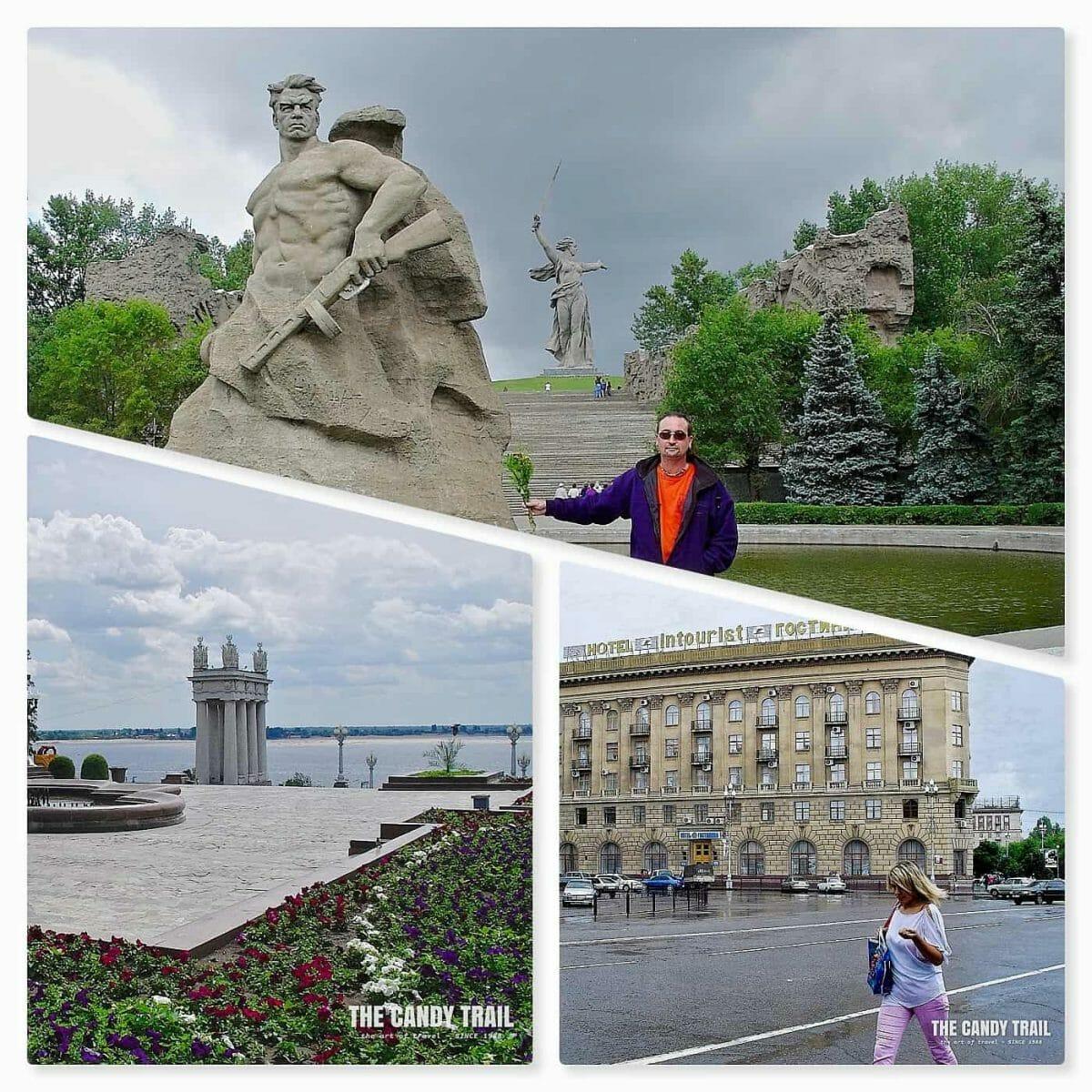 stalingrad vologograd city scenes today