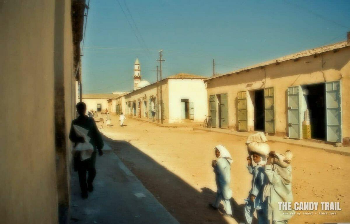 girls in street in karen eritrea