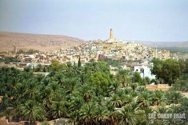 ghardaia mzab valley algeria 1991