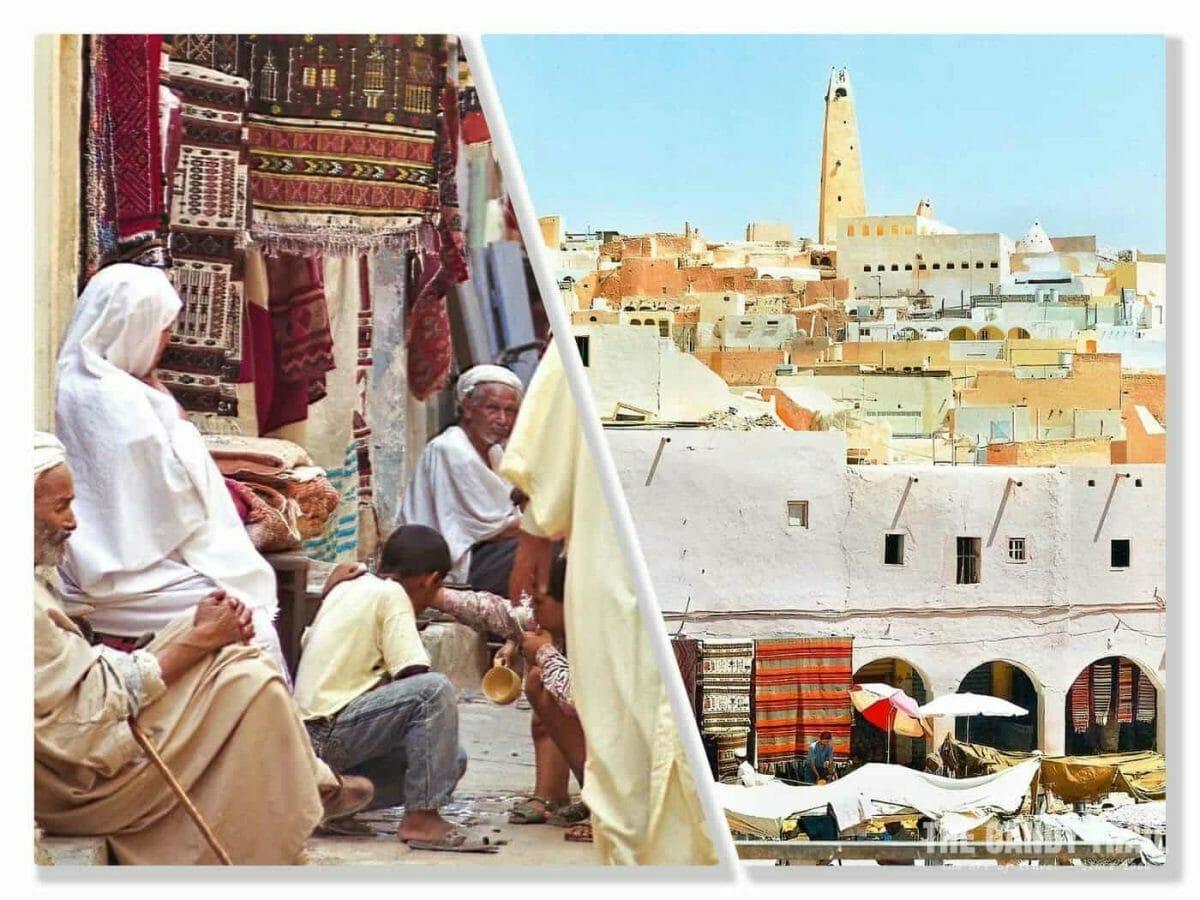 ghardaia mzab valley images algeria