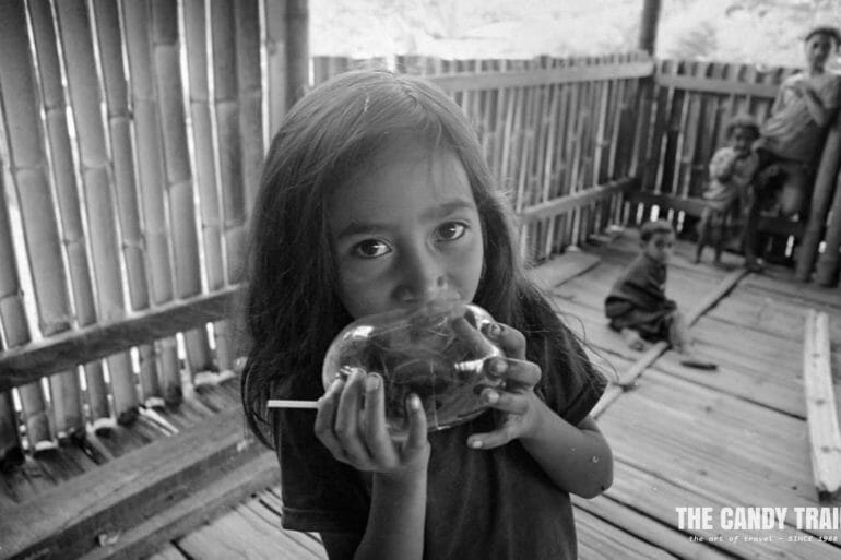 girl ainaro east timor 2000