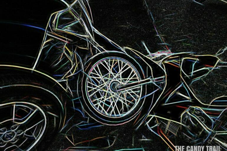 motorbike accident laos